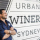 Alex Retief at Urban Winery Sydney