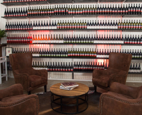 Soft Seating at Urban Winery Sydney Wine Bar