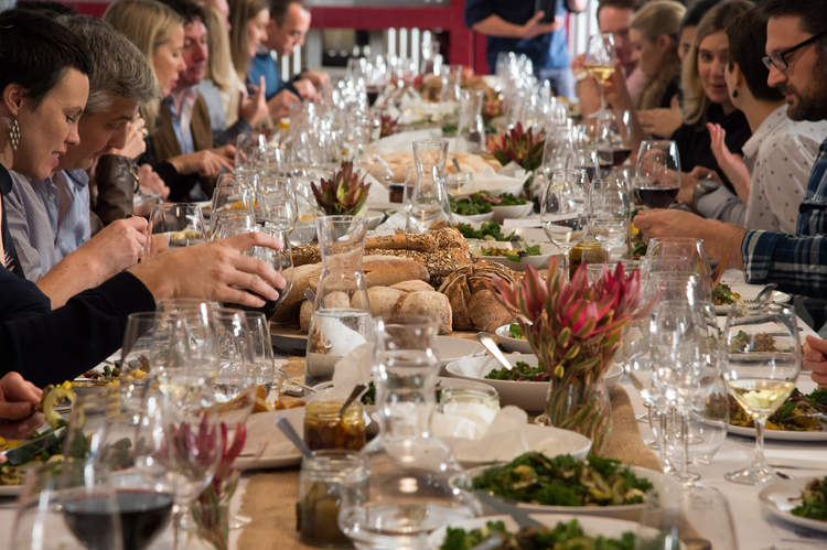 Event Space at Urban Winery Sydney