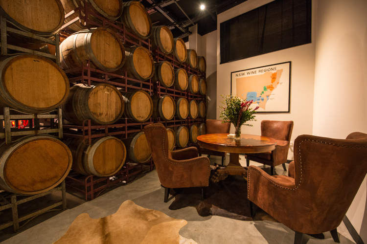 Wine Bar at Urban Winery Sydney