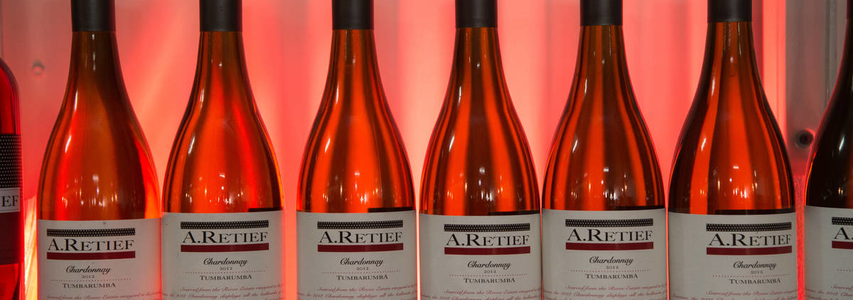 A.Retief Wines at Urban Winery Sydney