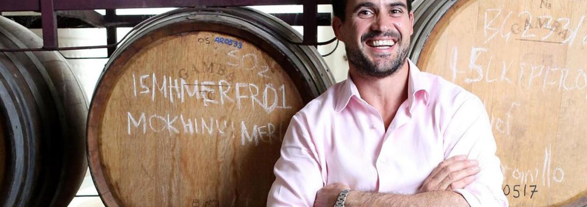 Alex Retief Winemaker